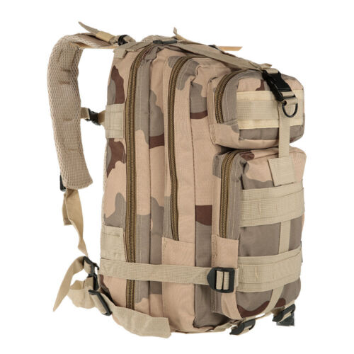 Outdoor Sport Military Tactical Backpack Molle Camping Hiking Trekking Bag V3X1
