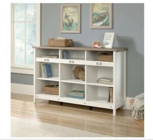 Image Is Loading Cubby Bookcase For Office Cube Storage Unit Wood