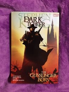 JAE-LEE-SIGNED-COA-Stephen-Kings-DARK-TOWER-Gunslinger-HARD-COVER-GRAPHIC-NOVEL