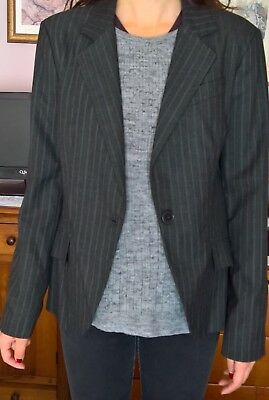 Zara bianchi estate dimensioni Giacca Blazer giacca: piccolo
