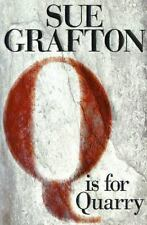 Q is for Quarry (Kinsey Millhone Mystery), Sue Grafton, 0399149155, Book, Accept