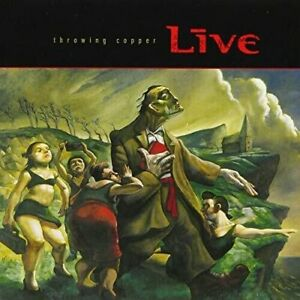LIVE - THROWING COPPER: 25TH ANNIVERSARY EDITION NEW CD