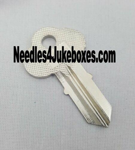 PR1300 Series Soda Machine Cabinet Key 1 Key of Your Choice fits Vendo VMC