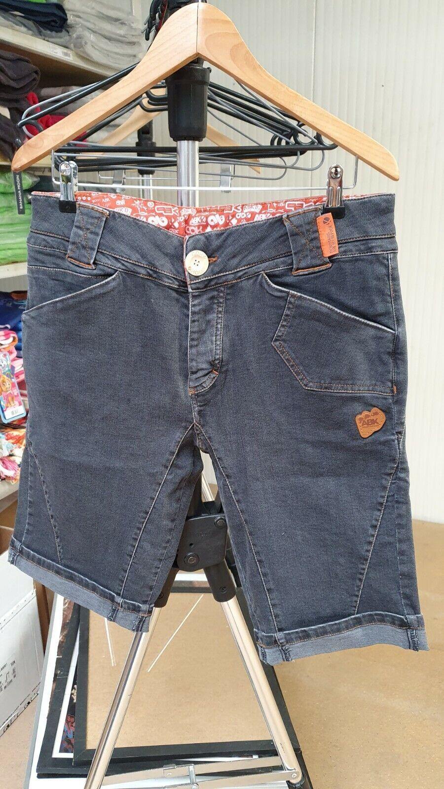ELO1 #51 Bermuda Jean Shorts - Sport Man Abk - Yoda Shorts Old Black
