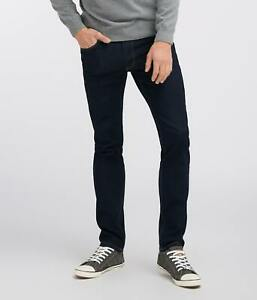 Details about Mustang Washington Men's Jeans with Discreet Wash Slim Fit Dark Blue