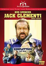 Bud Spencer - Jack Clementi: Anruf genügt... Komplettbox - Fernsehjuwelen DVD