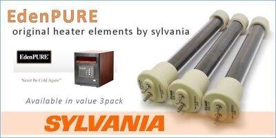 New Edenpure Gen 4 Usa 1000 Bulb Kit Set Of 3 Sylvania