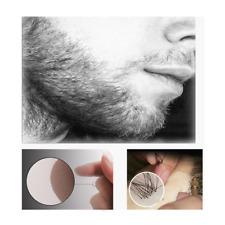 100/% Human Hair Handmade Fake Mustache Beard for Entertainment//Drama//Party 03