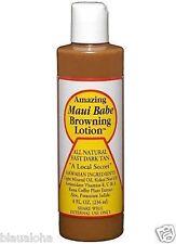 Original Maui Babe Browning Tanning Tan Lotion NEW 8oz Fresh shipped from Maui!
