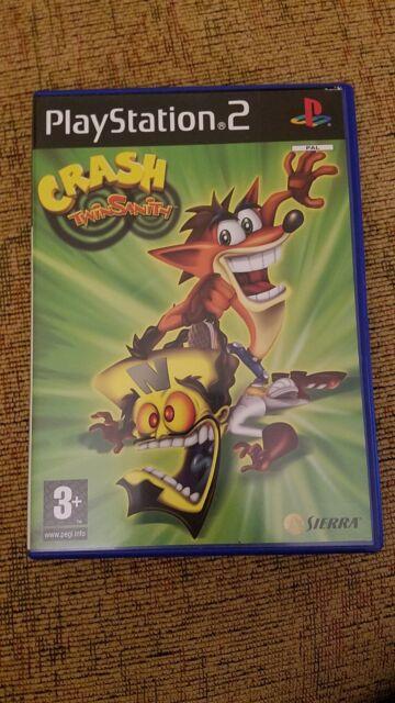 Crash Twinsanity (Sony PlayStation 2, 2004) - European Version - Mint!