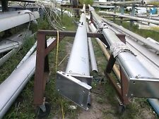 Dwyer 30 foot 8 inch Aluminum sailboat mast with hinged step