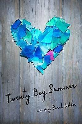 1 of 1 - Twenty Boy Summer by Sarah Ockler - HB