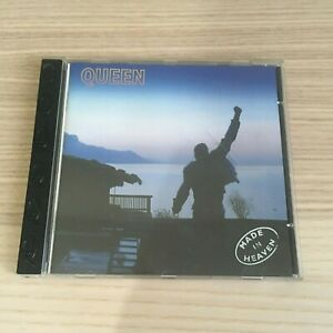 Queen _ Made in Heaven _ CD Album PROMO _ 1995 made in Holland