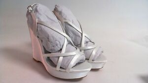 New-Dyeables-Wedding-Shoe-White-Satin-Dee-US-8-B-UK-6-33L516