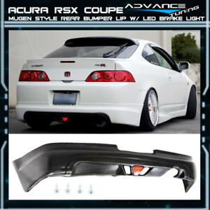 2004 acura rsx third brake light manual
