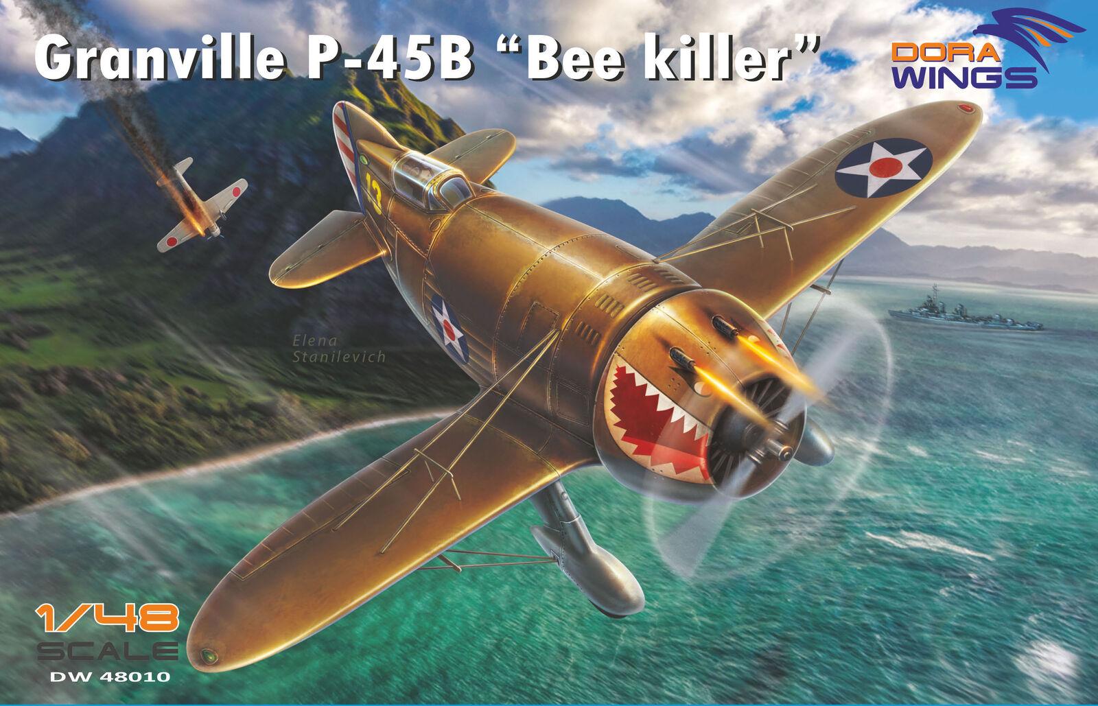 Dora Wings 1 48 Granville P-45B  Bee Killer
