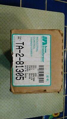 Emerson T100RD Industrial Control Transformer Pri 208 277 380 Sec 95 115 100VA