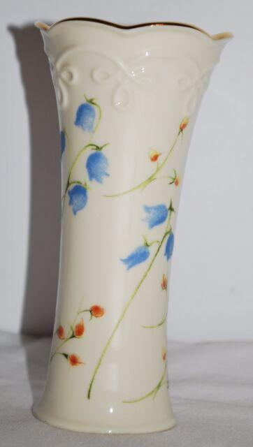 Lenox Porcelain Spring Flowers Bud Vase Ebay