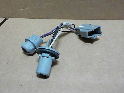 oem halogen chevy malibu 16-21 inner tail light wire harness [00136647] |  ebay  ebay