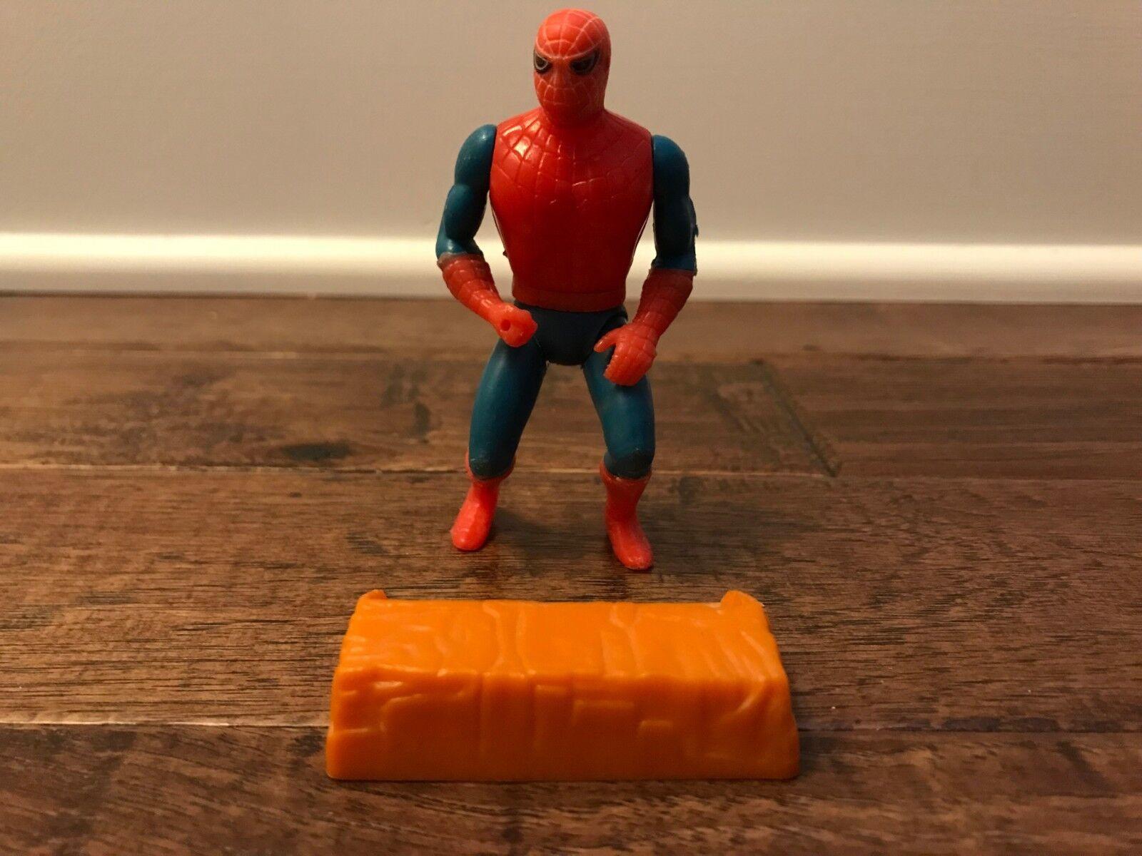 1975 Vintage (Marvel) MEGO  SPIDER-MAN  (COMIC ACTION HEROES) Figure, RARE