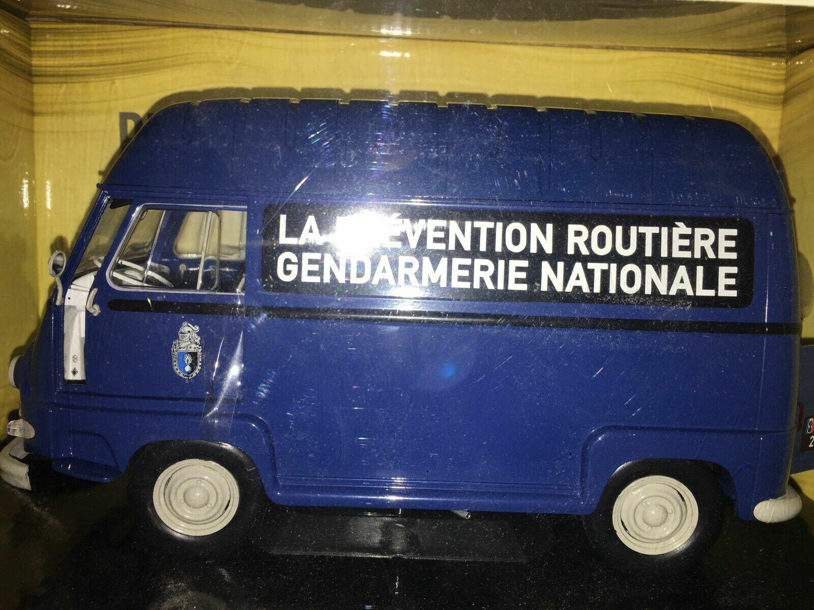 Renault estafette France rehaussee 1 18 185165 norev