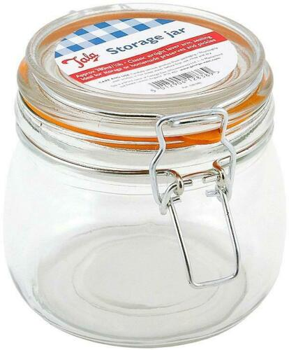380ml Tala Classic Airtight Lever Arm Storage Jar