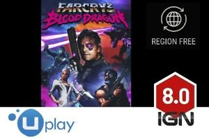 Details about Far Cry 3: Blood Dragon [PC] UPlay Download Key - FAST  DELIVERY