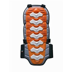 protection dorsale moto zero7 beck protecteur magn sium orange m protection dos ebay. Black Bedroom Furniture Sets. Home Design Ideas