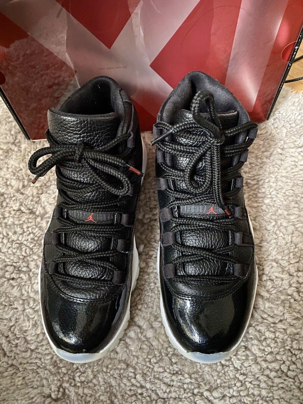 Nike Air Jordan XI Retro 11 72-10 Size 6 Uk Size 7 US With Box! Concord Bred