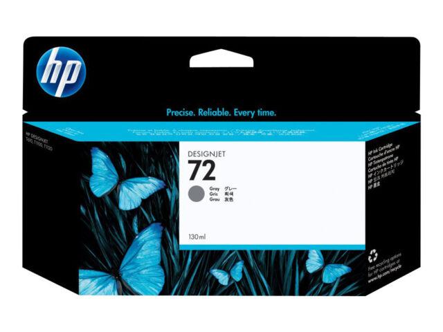 HP 72 Grey 130ml Ink Cartridge C9374A June 2020 for sale online