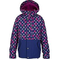 Burton Girls Echo Ski Snowboard Waterproof Insulated Jacket, Xl (16 - 18)