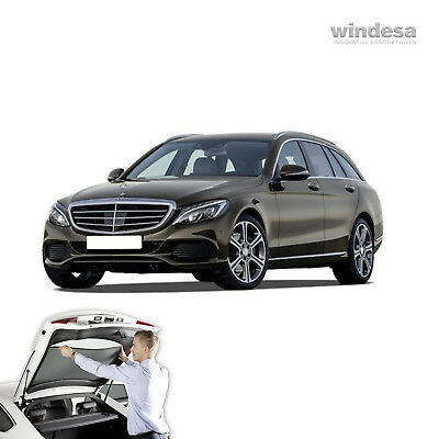 S205 Tasche Sonniboy Mercedes C-Klasse Typ 204K Kombi 5-türig 2014- inkl