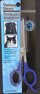 THINNING-SHEARS-Stainless-Steel-for-Grooming-Dogs-and-Cats