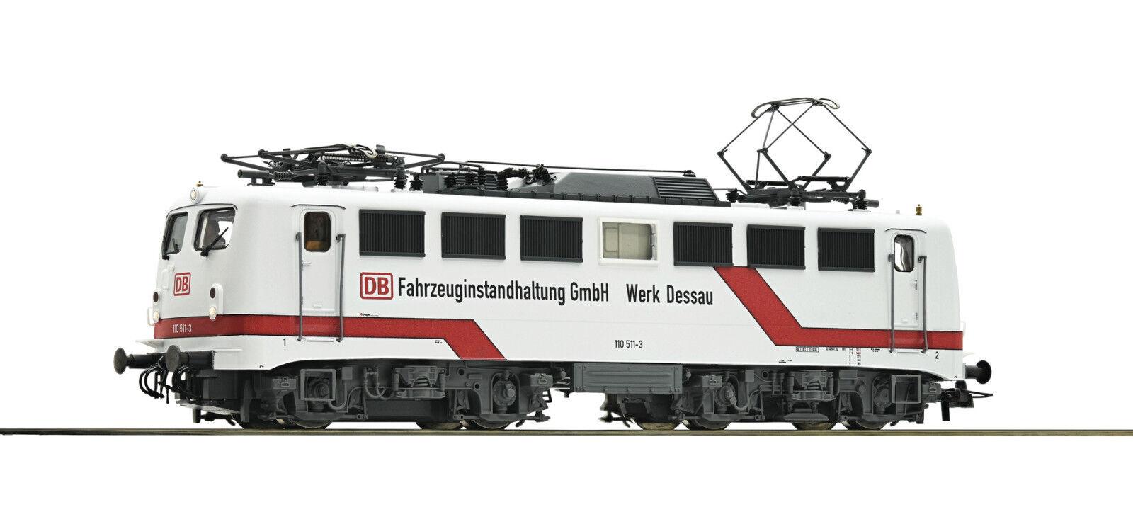 Roco H0 73467 - Locomotora Eléctrica 110 511 , DB Ag , Ep. V-Vi Producto Nuevo