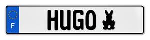 Individuelles-Nummernschild-Kfz-Kennzeichen-Schilder-mit-Wunschtext-laender