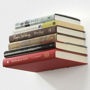 Attractive A Imagem Está Carregando Conceal Invisible Floating Shelf  Book Holder Wall Mount  Nice Ideas