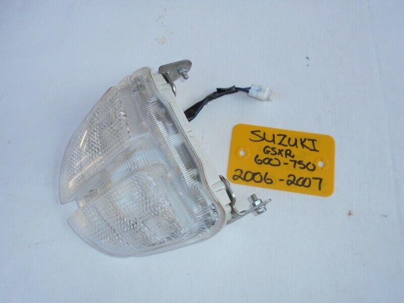 SUZUKI GSXR600 / GSXR750 OEM TAIL LIGHT ASSY 06-07