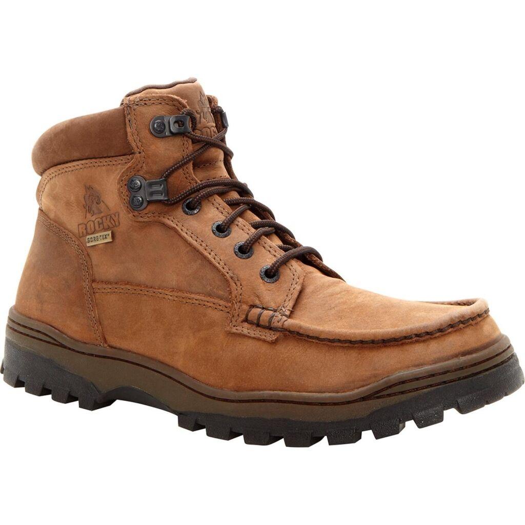 Rocky Uomo Outback Stivali Gore-Tex Waterproof Hiker Stivali Outback 8723 06a095