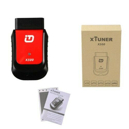XTuner X500 Bluetooth Special Function Diagnostic Tool for Android, LOCAL STOCK, R2499