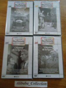 NUEVO-LOTE-DE-4-DVD-ABONADO-L-NEA-U-INTEGRALE-SERIE-PAPEL-DE-LA-ORDEN-ATLAS
