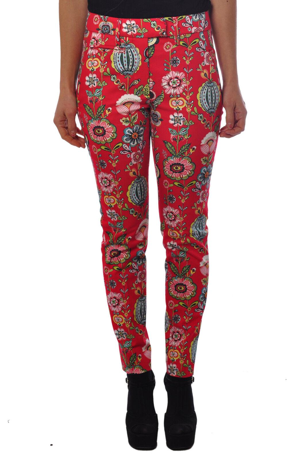 Dondup  -  Pants - Female - 27 - rot - 1461516B162652
