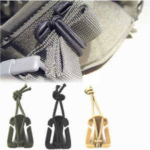 10Pc-Tactical-Molle-Strap-Outdoor-Backpack-Bag-Webbing-Carabiner-Buckle-Clip