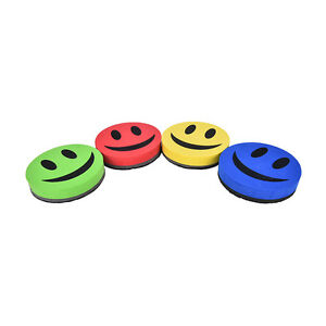 Magnetic-Rubber-Whiteboard-Tafel-Reiniger-Trocken-Marker-Radiergummi-Office-neu