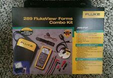 Fluke 289 FVF Industrial Multimeter. BRAND NEW mfg 2016 with fluke view forms