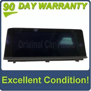 2012 - 2017 BMW 3 4 Series OEM L7 CID Wide Screen GPS Navigation