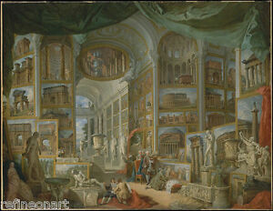 Giovanni-Paolo-Panini-Ancient-Rome-Giclee-Canvas-Print