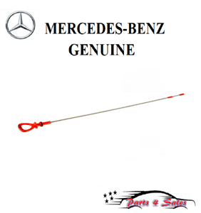 Mercedes Benz E430 CLK430 SL500 CL500 S430 S500 Genuine Engine Oil Dipstick