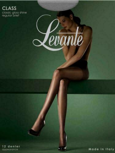 Levante Class Glossy Tights Available iin X-Tall
