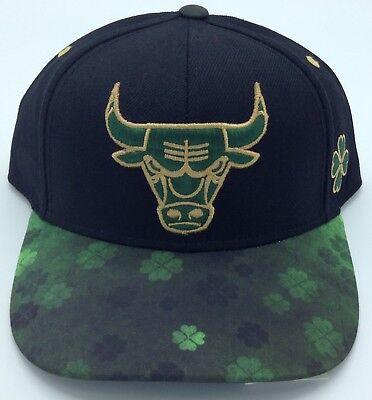 Memorabilia Nba Chicago Bulls Adidas Design Under Brim Snap Back Cap Hat Beanie Style #vp73z Sporting Goods