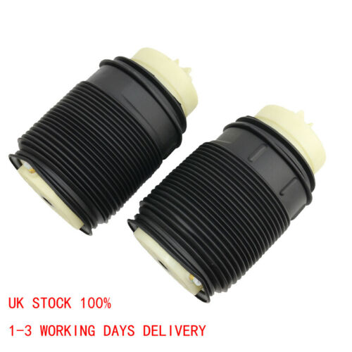 Pair Air Suspension Bag Fit Mercedes E-Class W212 S212-Rear Left+Right RL RR
